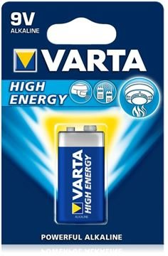 Varta High Energy 9V 1er Blister