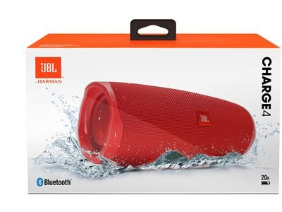 JBL Charge 4 (rot)