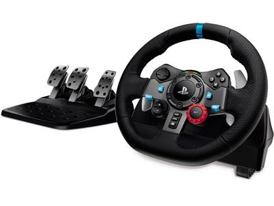 Logitech G29 Driving Force Racing Wheel (Schwarz)