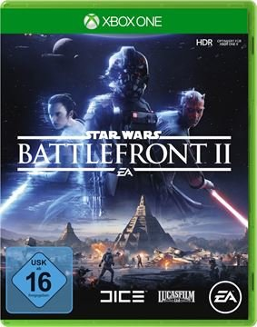 Software Pyramide Xbox One Star Wars Battlefront 2