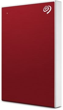 Seagate Backup Plus Slim (2TB) (rot)