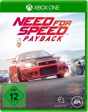 Software Pyramide Xbox One Need for Speed Payback