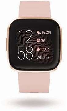 FITBIT Versa 2 (petal/copper rose)