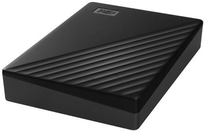 Western Digital My Passport (4TB) (Schwarz)