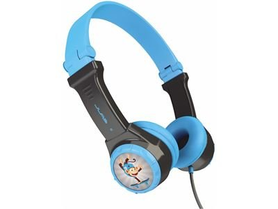 JLAB JBuddies Folding Kids Headphones Blue (Blue)