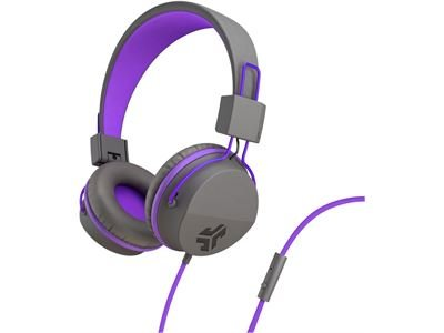JLAB JBuddies Studio Kids Headphones Purple (purple)