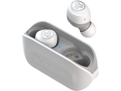 JLAB GO Air True Wireless Earbuds White (White)