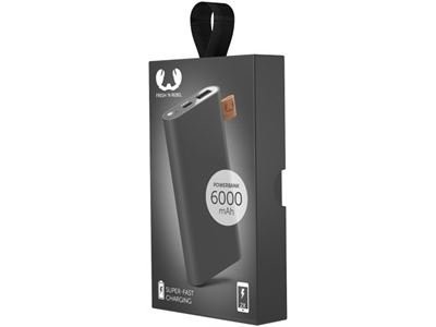 Fresh ´n Rebel PowerBank (6.000mAh)