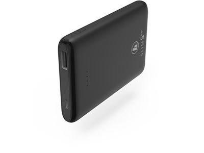 Hama Power Pack A5-HD (5.000mAh) (Schwarz)