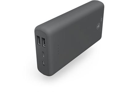 Hama 188308 Power Pack Supreme 20HD (20.000mAh) (Grau)