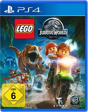 Software Pyramide PS4 Lego Jurassic World