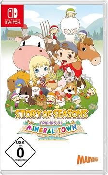 Software Pyramide Story of Seasons: