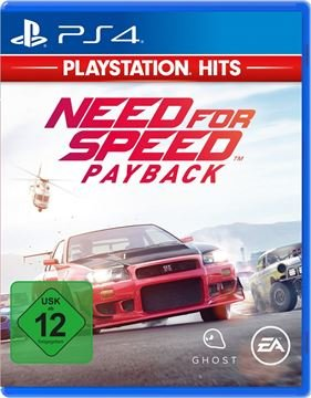 Software Pyramide PS4 Need for Speed Payback