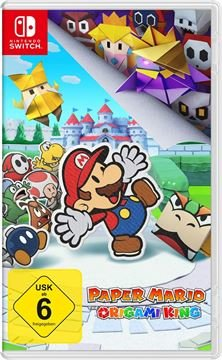 Nintendo Paper Mario: The Origami King