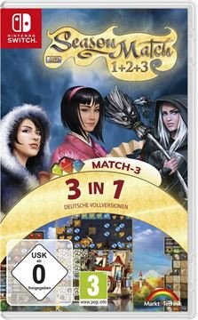 Software Pyramide 3in1 Match-3 Bundle