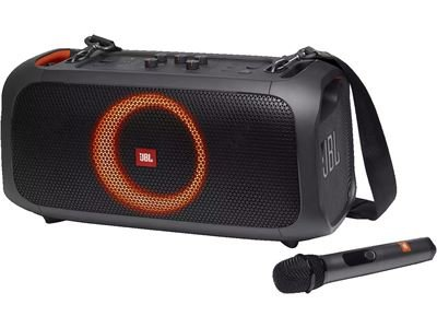 JBL Party Box On The Go (Schwarz)