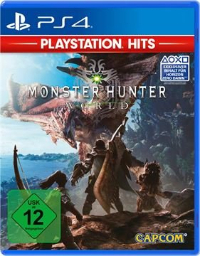 Software Pyramide PS4 Monster Hunter World