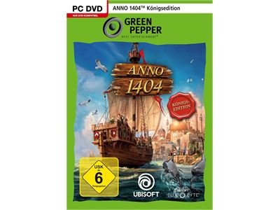 Green Pepper Anno 1404 Königsedition