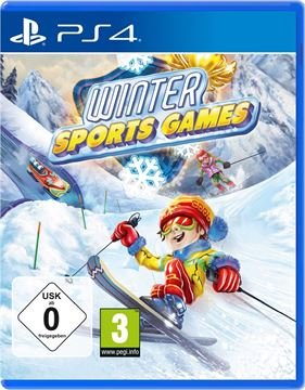 Software Pyramide PS4 Winter Sports Games