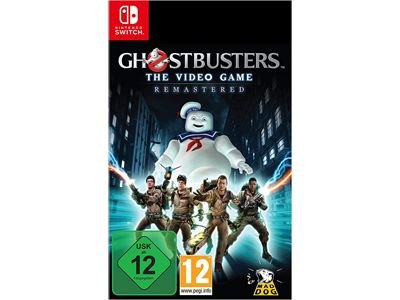 Software Pyramide Ghostbusters The Video Game
