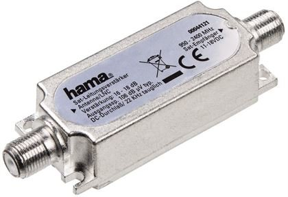 Hama 44121 TL SAT-INLINEVERS.15-20DB