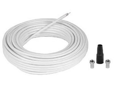 Hama Sat-Kabel Set 10 m
